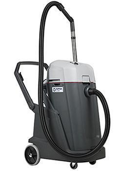 Пылесос для сухой и влажной уборки объемом 75 литров с двумя моторами