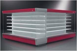 Комплект оборудования для автоматизации магазина самообслуживания + Комплект холодильного торгового оборудования 2011 г.в. (02514)