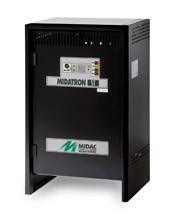 Быстрые трансформаторные зарядные устройства MidatronTOP