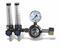 Регулятор для аргона и углекислого газа Промтехкомплект У-30/АР-40-Р2-КР2 с 2 ротаметрами