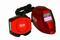 Щиток сварщика пластиковый OPTO WIND 9-13DIN красный с принудительной подачей воздуха