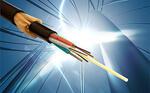 Волоконно-оптический кабель связи самонесущий (ОКДК, ОКДР, ОКСК, ОКСР, ОКЦК, ОКЦР)