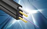 Волоконно-оптический кабель связи, для применения в сетях ftth, с выносным силовым элементом (ВКОДД, ВКОСС)