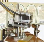 Маркиратор этикеток электромеханический штемпельного типа Модель ПЭШТ