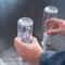 Двухстадийный ополаскиватель бутылок и банок