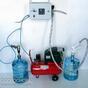 Линия розлива питьевой воды (готовое производство)