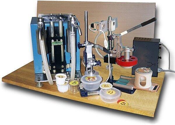 Комплект оборудования для фасовки меда