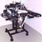 Этикетировочная машина для нанесения самоклеящихся этикеток ЭМ-4П