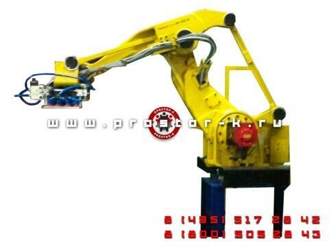 Робот-упаковщик ROBOTIC CASE PACKER