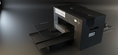 Текстильный принтер Black Box