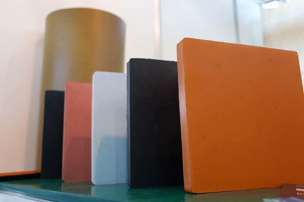 Эластомерные виброзащитные материалы NOWELLE - Vibro-proof materials