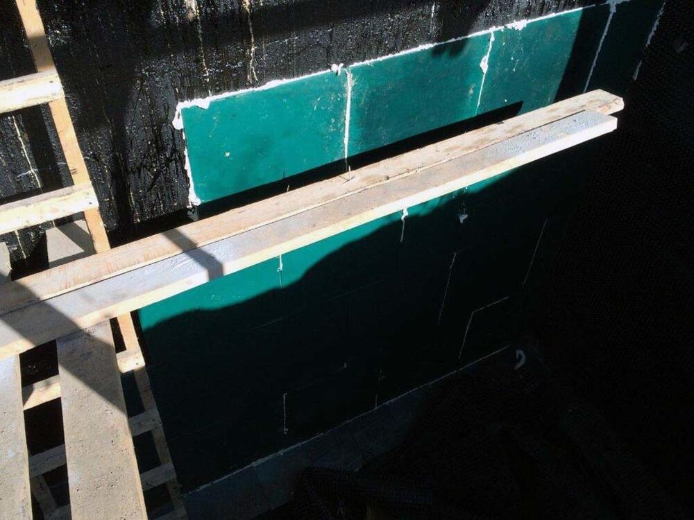 Nowelle для виброизоляции фундаментов зданий