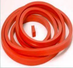 Фторсиликоновые резины и изделия из них