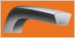 Ремень В(Б)-1700 для мотоблоков МБ-8Д, Добрыня ТР 119Е