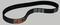 Ремень HTD 405 3M 12 - приводной ремень электрического самоката