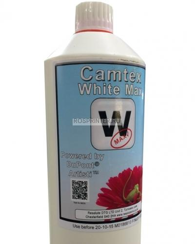 Чернила текстильные DuPont Artisti WHITE 500 мл