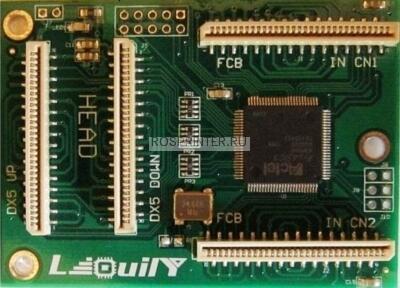 Плата-декодер для закодированной ПГ DX-5