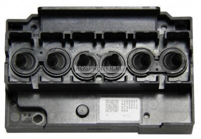 Печатная головка эпсон L800 партномер F 180040