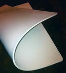 Силиконовая резиновая пластина 150х150х4 мм для изготовления прокладок