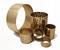 Втулка бронзовая WB702 60*65*50