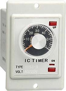 Реле времени C-LIN HHS3-M(AH2-Y)-2 60s AC220V