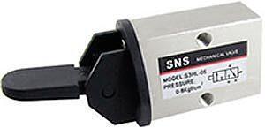 Механический клапан SNS S3HL-06