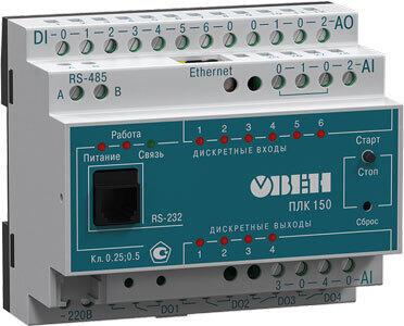 Логический контроллер OBEH ПЛК150-220.И-М