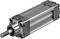 Стандартный цилиндр SNS DNC80*1000