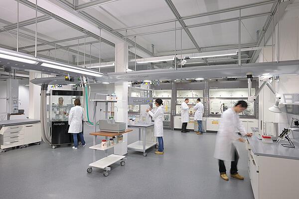 Лаборатория под ключ