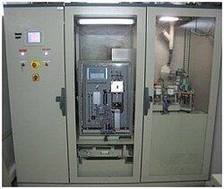 Анализатор серы и углерода ITECA CO2 / SO3