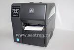 Термотрансферный принтер Zebra ZT220 (TT, 203 dpi, RS232, USB) - Раздел: Торговое оборудование, оборудование для магазинов