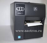 Термотрансферный принтер Zebra ZT220 (TT, 203 dpi, RS232, USB, ZebraNet 10/100 Print Server) - Раздел: Торговое оборудование, оборудование для магазинов