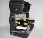 Термо принтер Zebra ZT220 (DT, 300 dpi, RS232, USB)