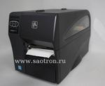 Термотрансферный принтер Zebra ZT220 (TT, 300 dpi, RS232, USB) - Раздел: Торговое оборудование, оборудование для магазинов