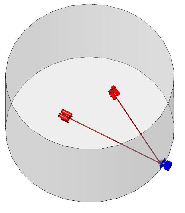 Пробоотборники трёхуровневые с понтоном ПСРТ1
