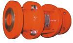 Огнепреградители детонационностойкие коммуникационные ОПКД1