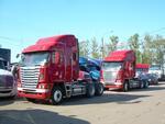 Продажа американских грузовиков