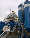 Мобильный бетонный завод Nisbau Euromix 100