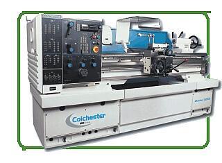 Универсальный токарный станок с УЦИ Master VS3250