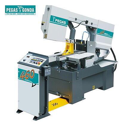 Ленточнопильный станок Pegas 460×600 SHI-LR-F