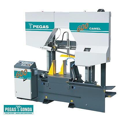 Двухколонный ленточнопильный станок Pegas Camel 600/Pegas Camel 600 X