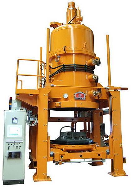 Вакуумная печь BMI модель VSE8_T, для термической обработки при высокой температуре