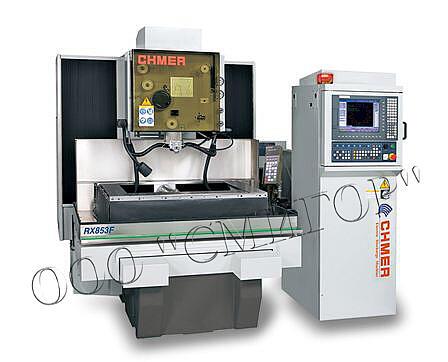 Электроэрозионный проволочно-вырезной станок CHMER серии RX
