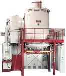 Вертикальная элеваторная печь - Раздел: Вакуумное оборудование и техника