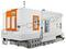 Горизонтальный фрезерный обрабатывающий центр с ЧПУ VCenter-H400 (Тайвань)