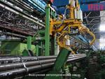 Автоматы для обвязки грузов стальной лентой