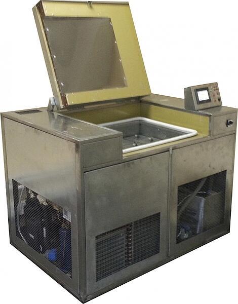 Климатическая камера для испытание бетона