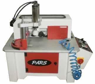 Автоматический станок для обработки торца импоста N10