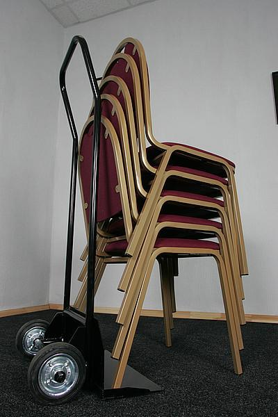 Тележка для стульев.