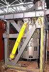 Индукционная тигельная электропечь ИАТ-6М2